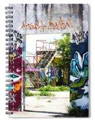 Steps Spiral Notebook
