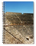 Steps Of The Theatre In The Ruins Spiral Notebook