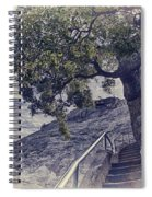 Steps To Beauty On Moro Rock Spiral Notebook