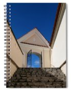 Steps To Heaven Spiral Notebook