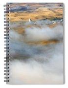 Steptoe Fog Clearing Spiral Notebook