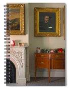 Steuben County Christmas Spiral Notebook