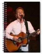Steven Curtis Chapman 8304 Spiral Notebook
