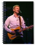 Steven Curtis Chapman 8431 Spiral Notebook