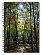 Stick Men Spiral Notebook