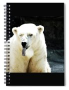 Stick Out Your Tongue Spiral Notebook