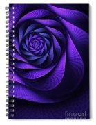 Stile Floreal Spiral Notebook