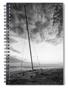 Still Ashore Spiral Notebook
