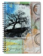 Still Here Spiral Notebook