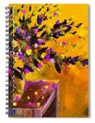 Still Life 4157 Spiral Notebook