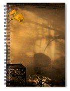 Still Life - Day Lily Spiral Notebook