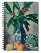 Still Life Spiral Notebook