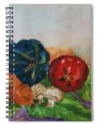 Still Life With Bottle Spiral Notebook