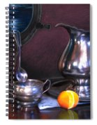 Still Life With Porthole Spiral Notebook