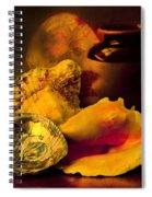 Still Life With Shells Spiral Notebook