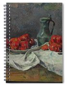 Still Life With Tomatoes Spiral Notebook