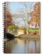 Still Nature Spiral Notebook