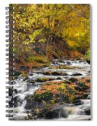 Still River Rapids Spiral Notebook
