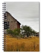 Still Standing Spiral Notebook