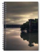 Stillness Speaks Spiral Notebook