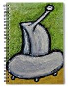 Stills 10-005 Spiral Notebook