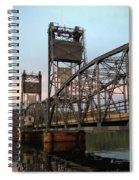 Stillwater Lift Bridge Spiral Notebook