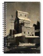 Stillwater Minnesota Co-op Elevator Spiral Notebook