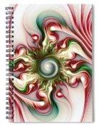 Stimulation Spiral Notebook