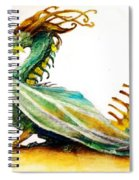 Stinger By Tom Kidd Spiral Notebook