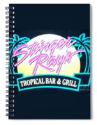 Stinger Ray's Spiral Notebook