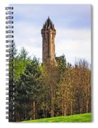 Stirling Spring Spiral Notebook