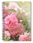 Stirred Memories Spiral Notebook