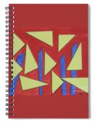 Stix And Stones Spiral Notebook