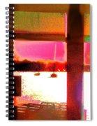 St.maartin Two Spiral Notebook