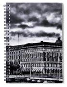 Stockholm Bw V Spiral Notebook
