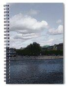 Stockholm Graphic Spiral Notebook