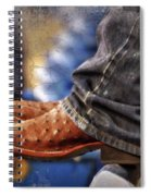Stockshow Boots IIi Spiral Notebook