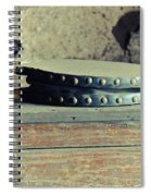 Stoke The Fire Spiral Notebook