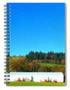 Stoller Storage Driveway 19828 Spiral Notebook