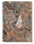 Stone Adornment Spiral Notebook