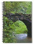 Stone Arch Bridge, China Spiral Notebook