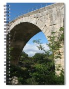 Stone Arch Of Pont St. Julien Spiral Notebook