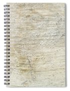 Stone Background Spiral Notebook
