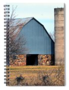 Stone Barn Spiral Notebook