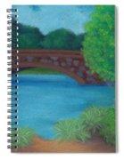 Stone Bridge Spiral Notebook