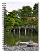 Stone Bridge Spiral Notebook
