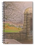 Stone Gate Spiral Notebook