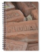 Stone India Spiral Notebook
