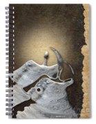 Stone Men 29 - Love Rythm Spiral Notebook