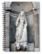 Stone Nun Spiral Notebook